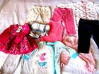 Lot of 16 Baby Girl Clothes 0 months and up Calvin Klein Ral