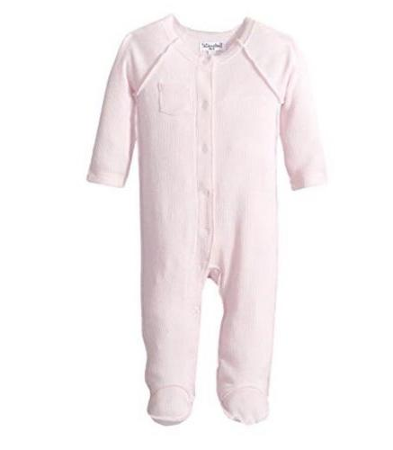 new baby girl one piece footie