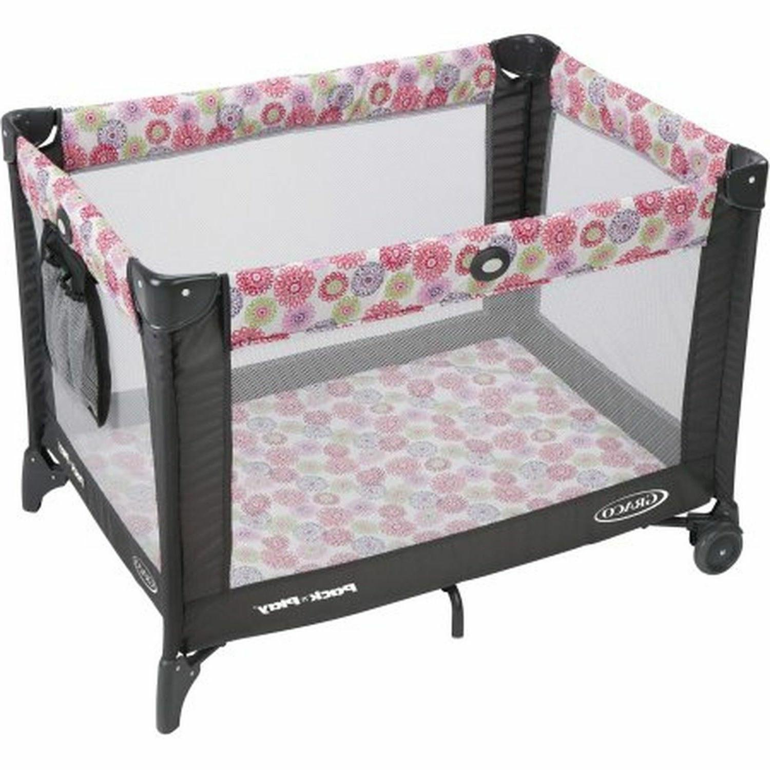 9dfabc4d687 NEW Graco Pack  n Play Playard On the Go with Folding Feet L