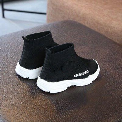 New Toddler Baby Ankle Boots Shoes