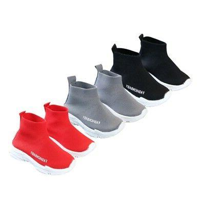 New Child Toddler Baby Ankle Sneakers