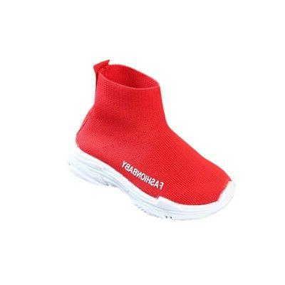New Toddler Baby Ankle Boots Sport Sneakers