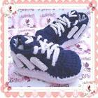 NEW Tennis Adidas Baby Sneakers shoes slippers BLUE NAVY cro