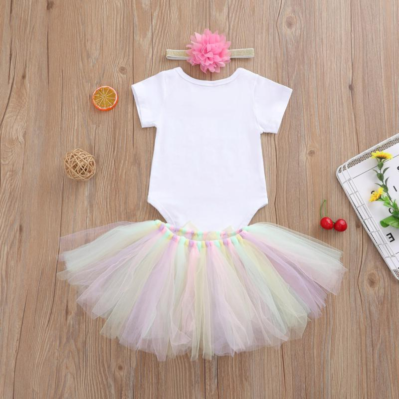 Newborn Baby Girl Piece Outfits, First Easter Romper Tops