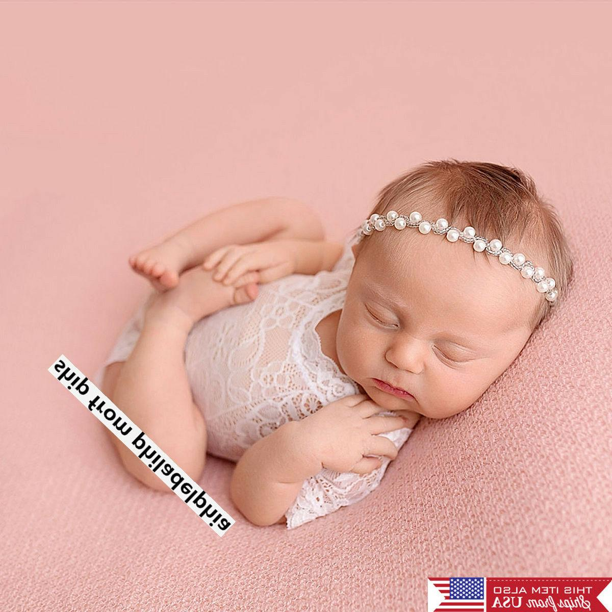 Newborn Baby Bodysuit Photo Prop