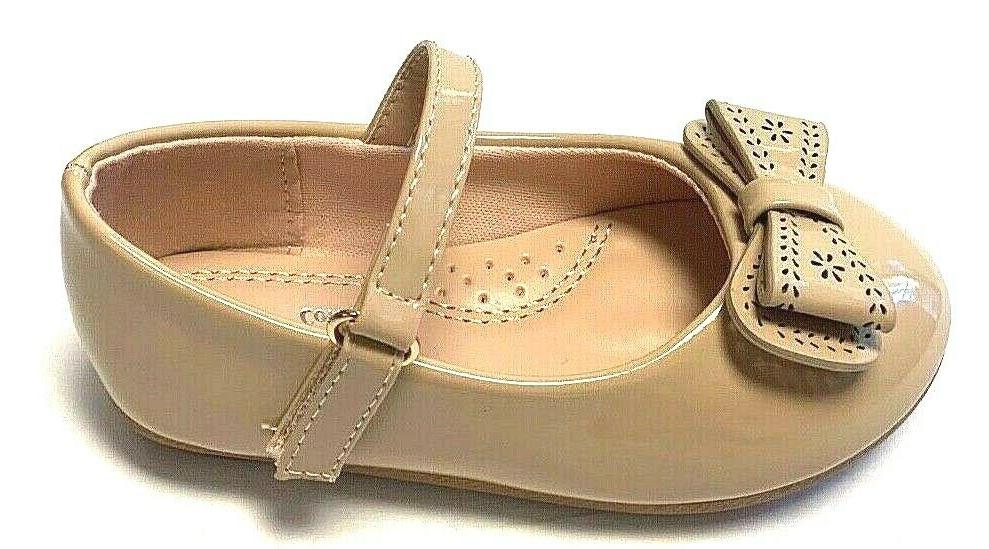 Newborn Girl Soft Sole Shoes Infant Toddler Bow Tie