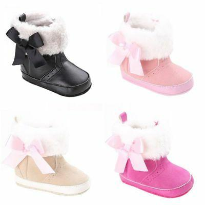 Newborn Snow Booties Shoes Casual Boots