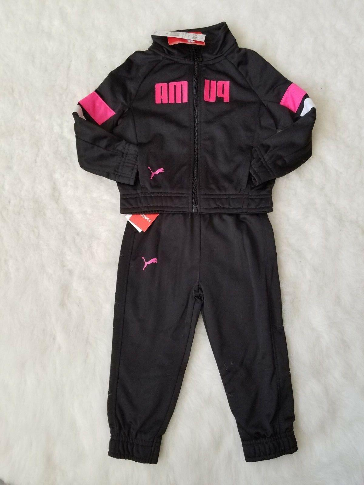 NWT PUMA Baby 2 Tracksuit Set SIZE & COLOR