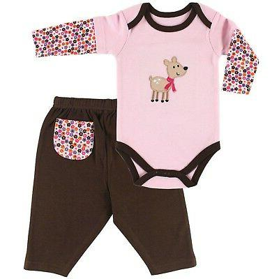nwt girls l s bodysuit and pant