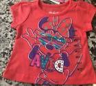 NWT- DISNEY MINNIE MOUSE BABY GIRL  T-SHIRT SIZE 12m