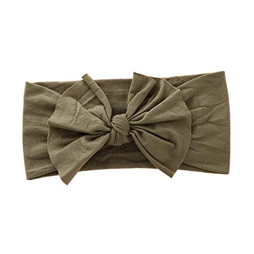 Nylon Newborn Girl Bow Infant Bows Head Band
