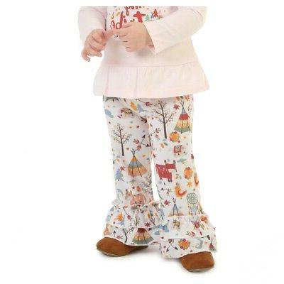 pqk486m baby girl s native print legging