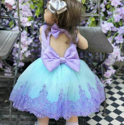 Princess Prom Birthday Dresses For 0-5Y