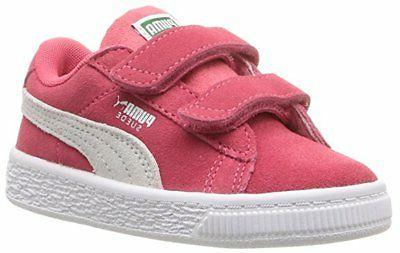 10be8be37479 Puma Suede Pink White Paradise 36507704 Infant Toddler Baby