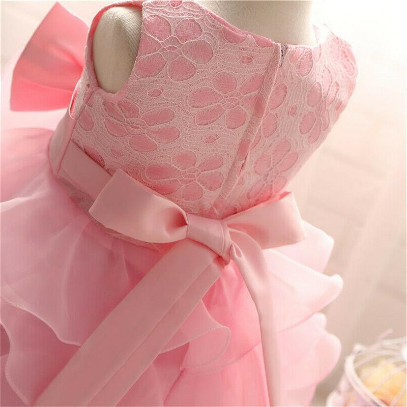 Toddler Girl Gown Party