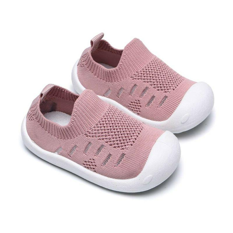 Toddler Infant Baby Girls Boys Mesh Casual Shoes