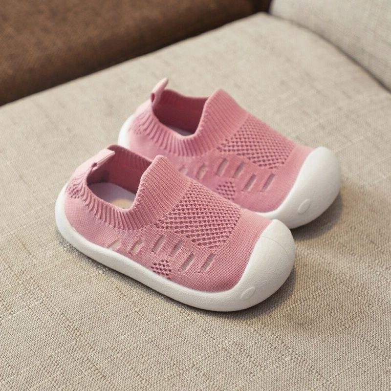 Toddler Infant Kids Girls Mesh Sport Shoes