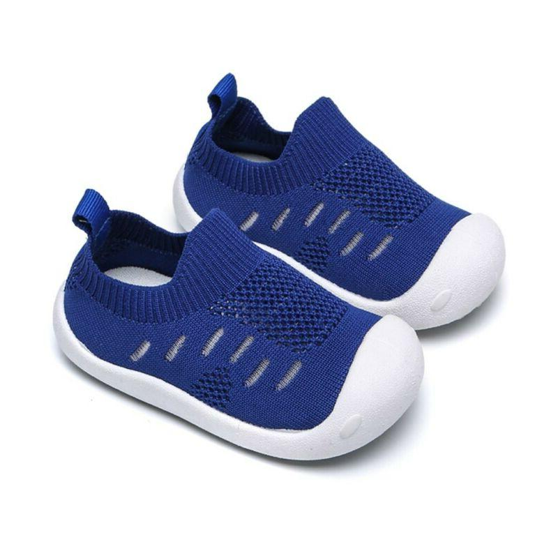 Toddler Girls Color Mesh Sport Running Casual Shoes