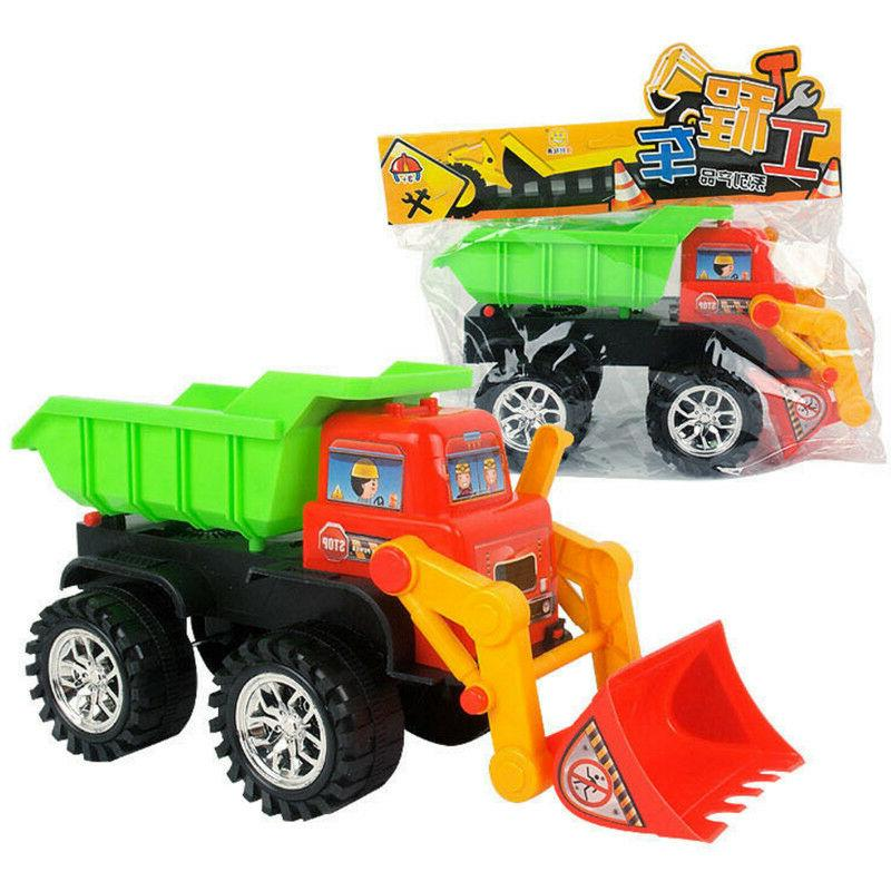Toys Car for Kid ConstructionCar Boys Girl Cool Truck Excava