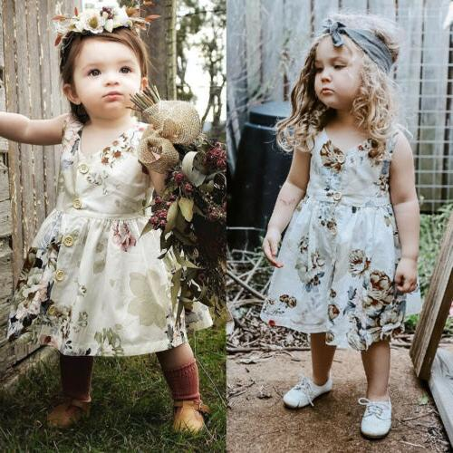 US Girls Dress Bridesmaid Gown
