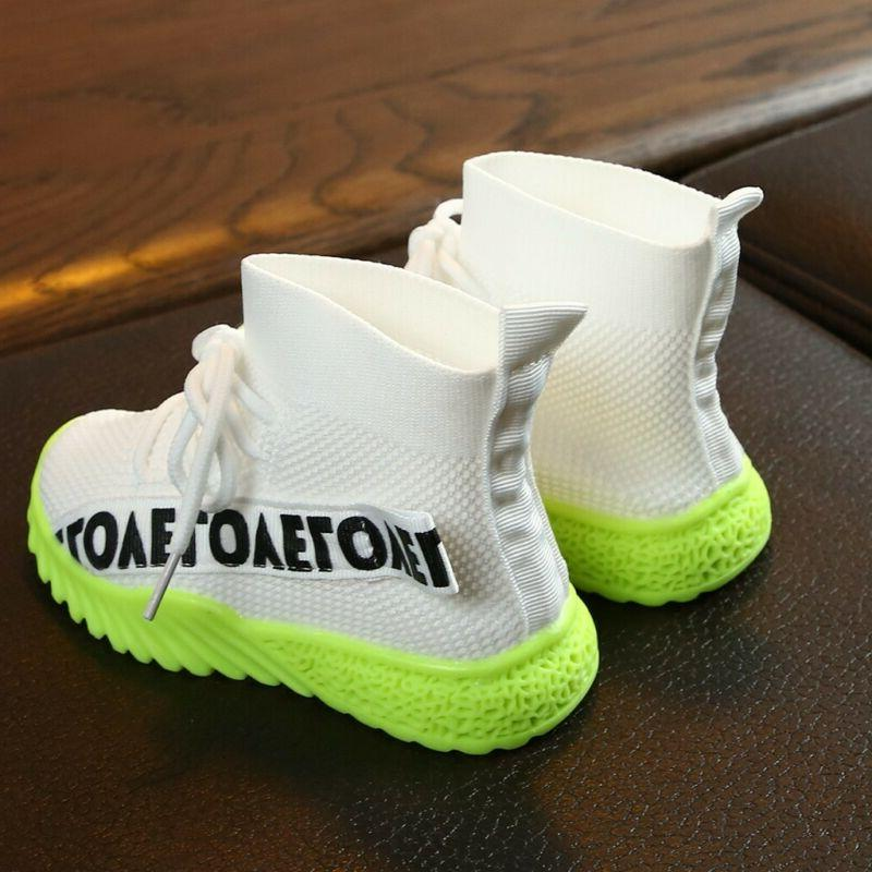 Kids Toddler Boys Girl Sport Shoes US