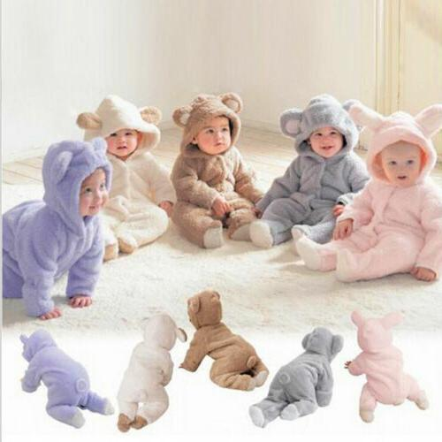 US Girl Bodysuit Outfits 0-24 M
