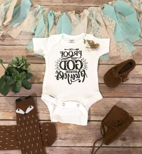 US Newborn Infant Baby Romper Bodysuit Sunsuit