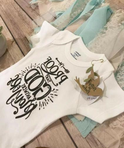 US Newborn Infant Baby Girl Romper Bodysuit