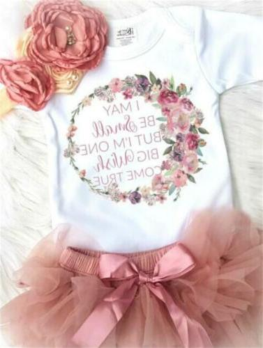 us newborn kids baby girl outfits clothes