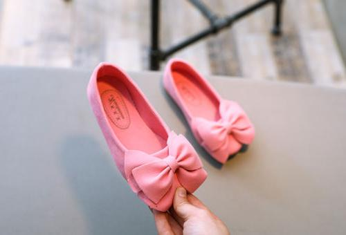 US Girls Dress Shoes Girl Wedding Party