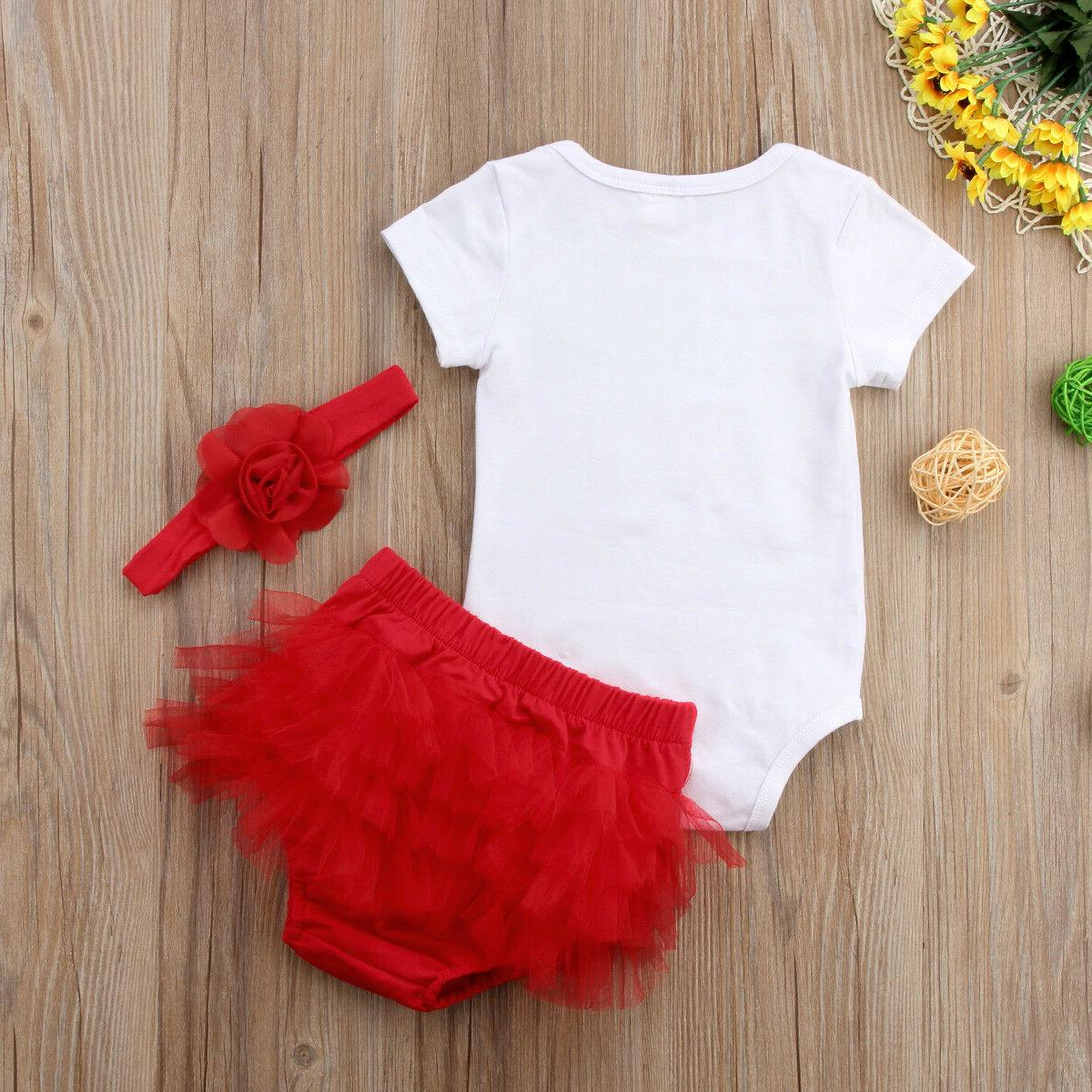 Infant Baby Clothes Romper Set