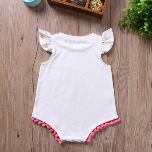 USA Little Sister Romper