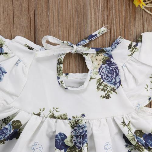 US Baby Girl Dress+Short