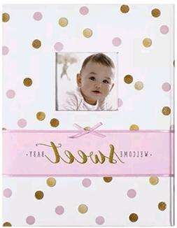 Carters Loose Leaf Memory Book, Sweet Sparkle B0-14075