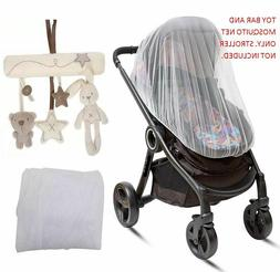 Mosquito Net & Toy Bar Shape Music for JOOVY Baby Stroller C