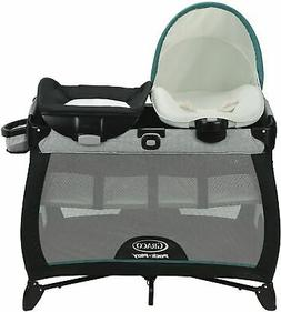 Pack N Play Baby Bed Bassinet Diaper Changer Travel Portable