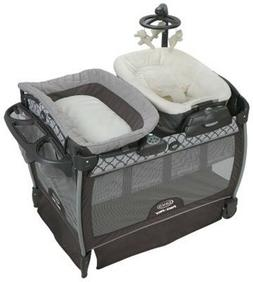 edd3a39a780a Graco Pack  n Play Playard With Nearby Napper Seat Portable