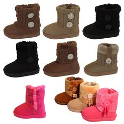 new infant toddler girls boots baby kids
