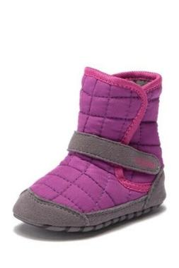 New Keen Rover Crib Boot for baby girl size 6-month Purple