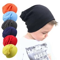 New Unisex Baby Cap Beanie Boy Girl Toddler Infant Children