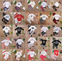 NEWEST Newborn Baby Boys Girls Cotton Romper Coming Home Out