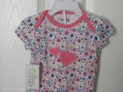 NWT/Baby Gear Infant Girls 2 Pc.Outfit/18 Mos/FLOWERS/CAT/Di