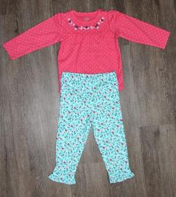 Simple Joys by Carter's *NWOT* Baby Girls Top/Pant Set ~ Siz