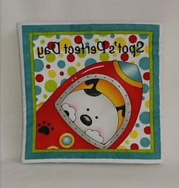 Spot's Perfect Day - Soft Cloth Books for Baby, Children, Bo