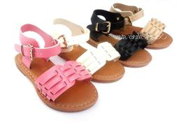 Toddler baby girl cute sandals shoes size 1-12 new