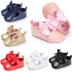 Toddler Baby Girl Shoes Kids Girls Flats Shoes Wedding Princ