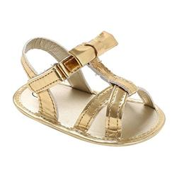 Goodtrade8 Newborn Infant Toddler Baby Girl Bow Knot Sandals