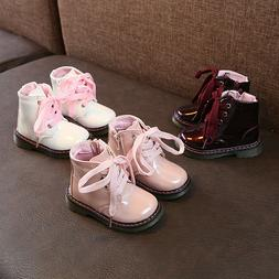 US Lively Unisex Toddler Baby Boy Girl Mesh Solid Ankle Boot
