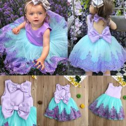 USA Princess Wedding Party Birthday Dress Skirt Tutu Dresses